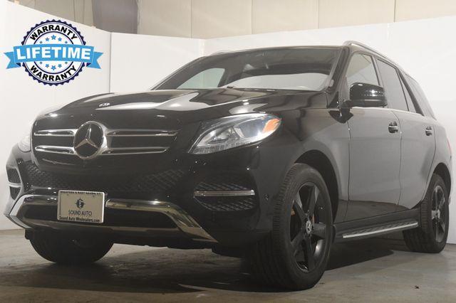 2018 Mercedes-Benz GLE 350 Black