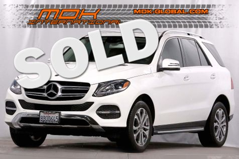 2018 Mercedes-Benz GLE 350 - P1 - AWD - Navigation - Heated seats in Los Angeles