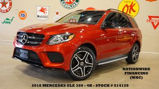 2018 Mercedes-Benz GLE 350 MSRP 64K,ROOF,NAV,360 CAM,HTD LTH,20'S,4K in Carrollton, TX 75006