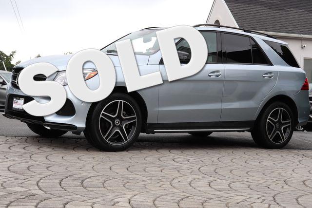 2018 Mercedes-Benz GLE-Class GLE350 4Matic AMG Line in Alexandria VA