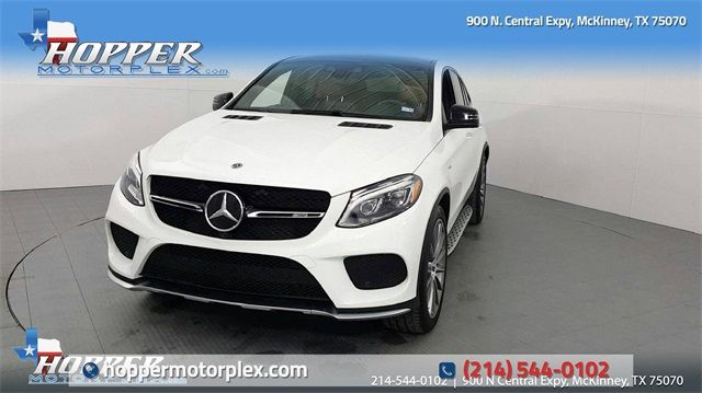 2018 Mercedes-Benz GLE GLE 43 AMG Coupe 4MATIC in McKinney Texas, 75070