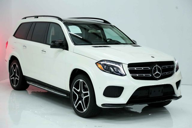 2018 Mercedes-Benz GLS 550 Houston, Texas 1