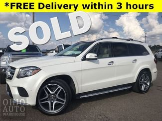 2018 Mercedes-Benz GLS GLS 550 4Matic AWD 3rd Row Pano We Finance in Canton, Ohio 44705