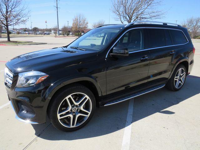 2018 Mercedes-Benz GLS GLS 550 4MATIC in McKinney, Texas 75070
