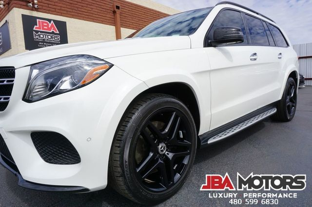 2018 Mercedes-Benz GLS550 GLS Class 550 ~ $101k MSRP Night PKG Diamond White in Mesa, AZ 85202
