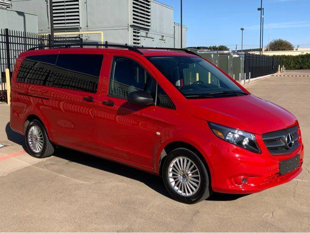 2018 Mercedes-Benz Metris Passenger Van * $10k IN OPTIONS * RED *