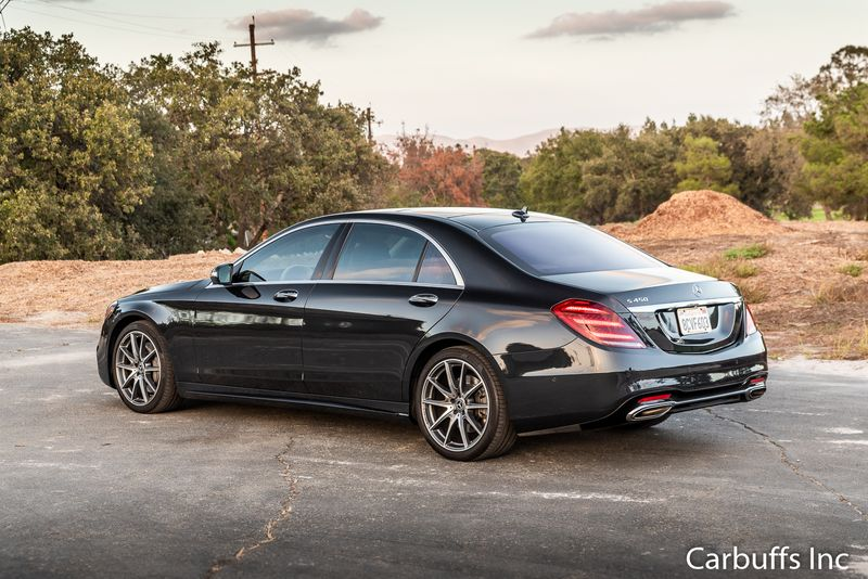 2018 Mercedes-Benz S 450  | Concord, CA | Carbuffs in Concord, CA