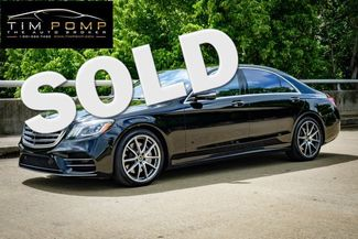 2018 Mercedes-Benz S 450 PANO ROOF SPORT PKG NAVIGATION HEADS UP DISPLAY   Memphis, Tennessee   Tim Pomp - The Auto Broker in  Tennessee