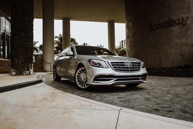 2018 Mercedes-Benz S-Class Maybach S560