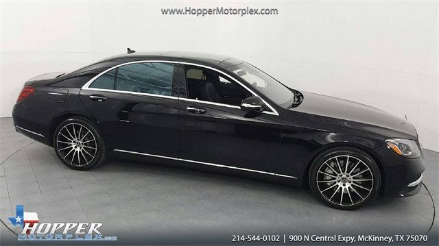 2018 Mercedes-Benz S-Class S 450 in McKinney Texas, 75070