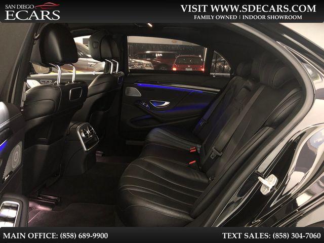 2018 Mercedes-Benz S450 Sport Sedan in San Diego, CA 92126