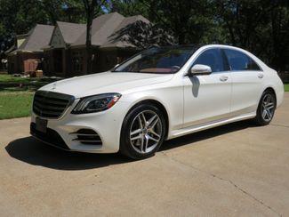 2018 Mercedes-Benz S560 4Matic AMG in Marion, Arkansas 72364
