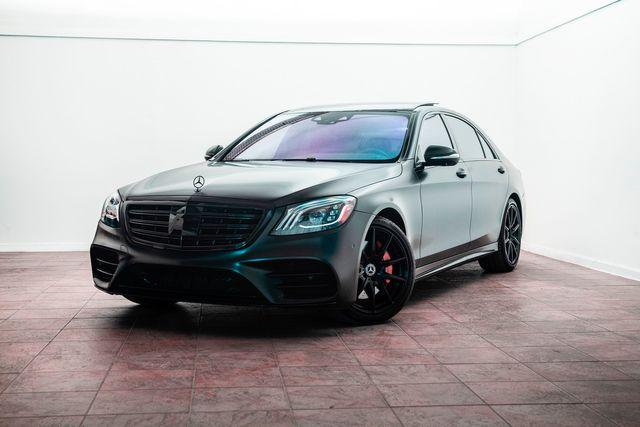 2018 Mercedes-Benz S560 in Addison, TX 75001