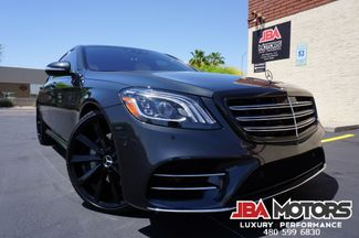 2018 Mercedes-Benz S560 S Class 560 Sedan ~ Highly Optioned ~ Must See in Mesa, AZ 85202