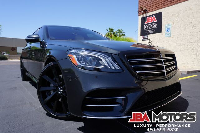 2018 Mercedes-Benz S560 S Class 560 Sedan ~ Highly Optioned ~ Must See