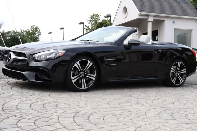 2018 Mercedes-Benz SL-Class SL450 Roadster in Alexandria VA