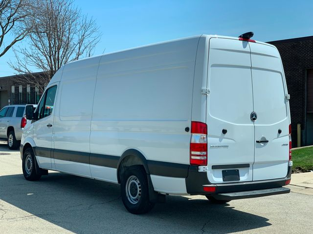 2018 Mercedes-Benz Sprinter Cargo Van Worker Chicago, Illinois 3