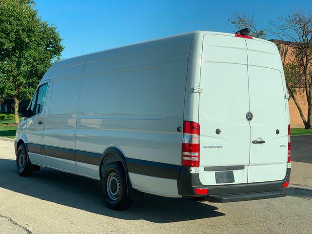 2018 Mercedes-Benz Sprinter Cargo Van Worker Chicago, Illinois 4