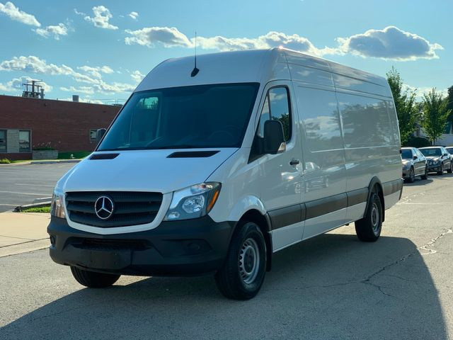 2018 Mercedes-Benz Sprinter Cargo Van Worker Chicago, Illinois 1