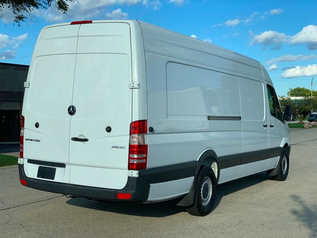 2018 Mercedes-Benz Sprinter Cargo Van Worker Chicago, Illinois 2
