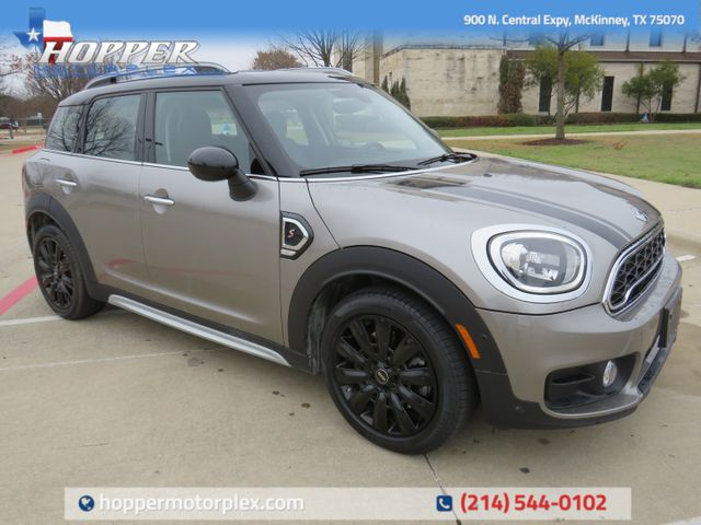 2018 Mini Cooper S Countryman Base in McKinney, Texas 75070