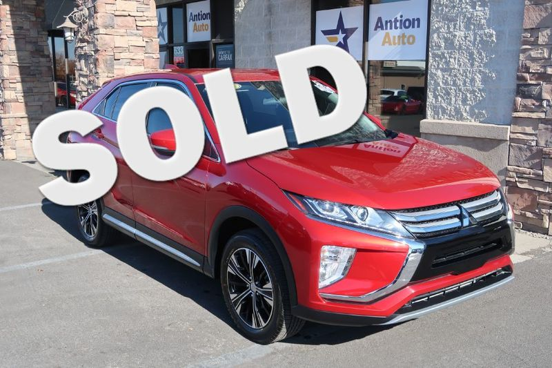 2018 Mitsubishi Eclipse Cross SE | Bountiful, UT | Antion Auto in Bountiful UT