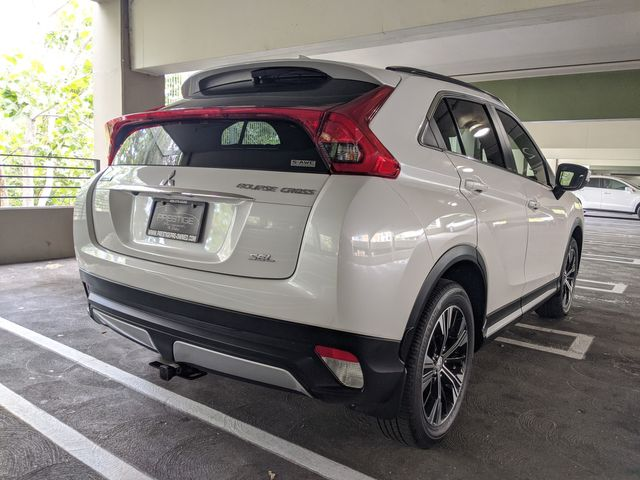 2018 Mitsubishi ECLIPSE CROSS SEL in Campbell, CA 95008