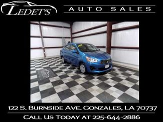 2018 Mitsubishi Mirage G4 ES - Ledet's Auto Sales Gonzales_state_zip in Gonzales