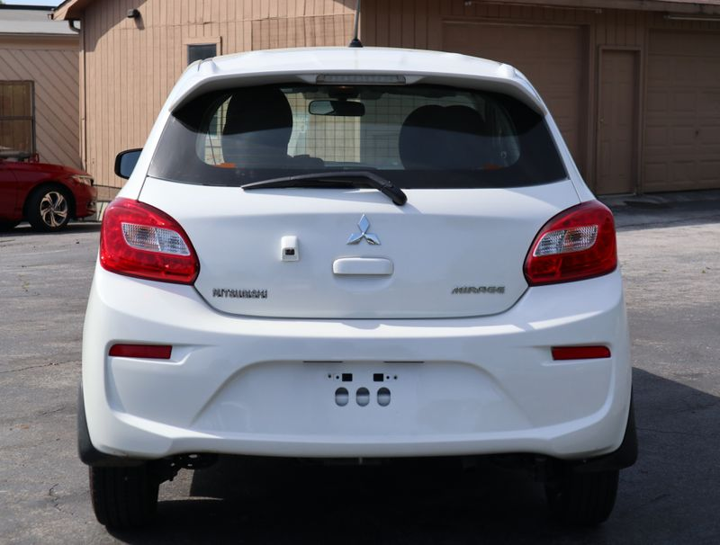 2018 Mitsubishi Mirage ES  in Maryville, TN
