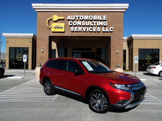 2018 Mitsubishi Outlander SE 4x4 in Bullhead City AZ, 86442-6452