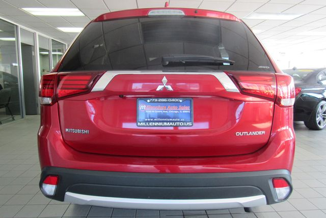 2018 Mitsubishi Outlander ES W/ BACK UP CAM Chicago, Illinois 6