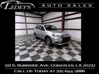 2018 Mitsubishi Outlander ES - Ledet's Auto Sales Gonzales_state_zip in Gonzales