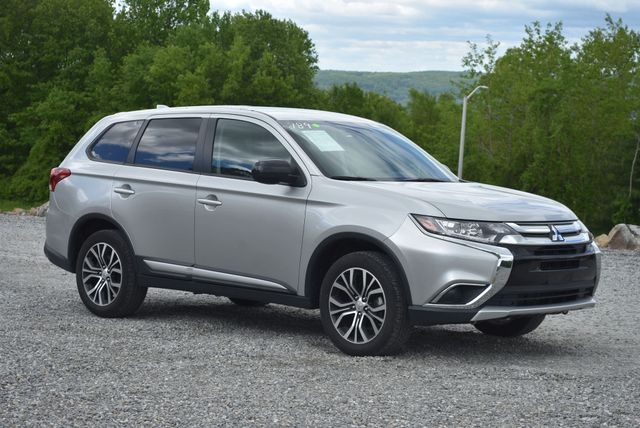 2018 Mitsubishi Outlander ES Naugatuck, Connecticut 6