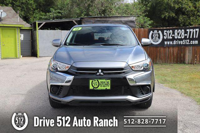 2018 Mitsubishi Outlander Sport ES 2.0 in Austin, TX 78745