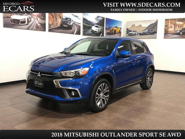 2018 Mitsubishi Outlander Sport SE 2.4 in San Diego, CA 92126