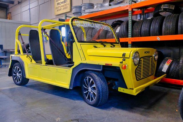 2018 Moke electric car