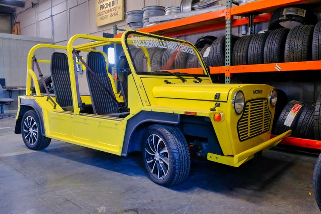 2018 Moke electric car