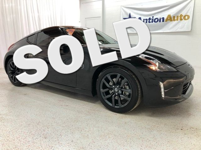 2018 Nissan 370Z Coupe Base | Bountiful, UT | Antion Auto in Bountiful UT