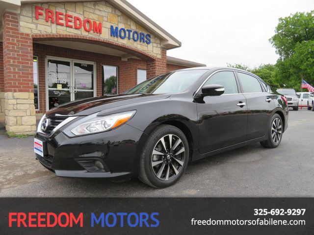 2018 Nissan Altima 2.5 SL | Abilene, Texas | Freedom Motors  in Abilene,Tx Texas