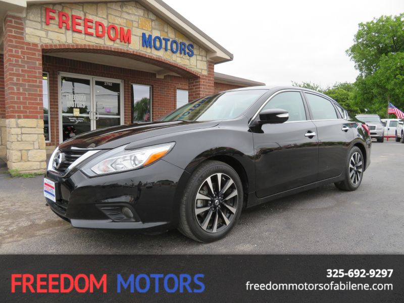 2018 Nissan Altima 2.5 SL | Abilene, Texas | Freedom Motors  in Abilene Texas