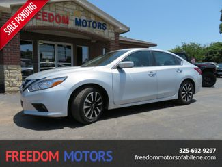 2018 Nissan Altima 2.5 SV | Abilene, Texas | Freedom Motors  in Abilene,Tx Texas