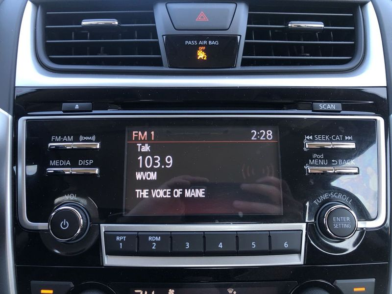 2018 Nissan Altima 25 SL  in Bangor, ME