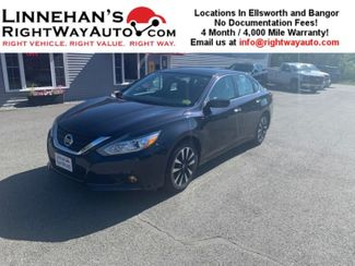 2018 Nissan Altima 2.5 SV in Bangor, ME 04401