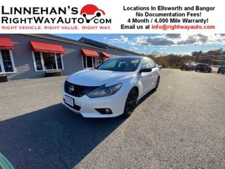 2018 Nissan Altima 2.5 SR in Bangor, ME 04401