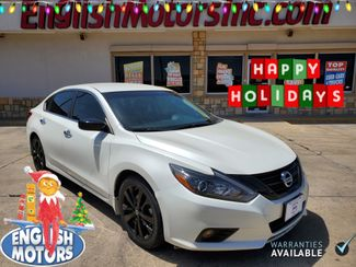 2018 Nissan Altima 2.5 SR in Brownsville, TX 78521