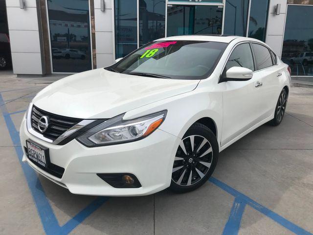 2018 Nissan Altima 2.5 SV in Calexico, CA 92231
