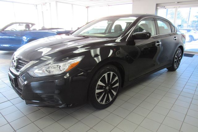 2018 Nissan Altima 2.5 SV Chicago, Illinois 8
