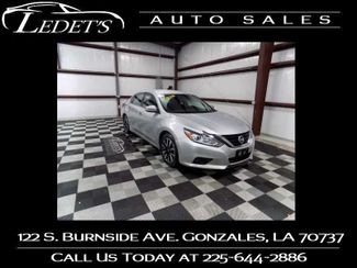 2018 Nissan Altima 2.5 SL - Ledet's Auto Sales Gonzales_state_zip in Gonzales