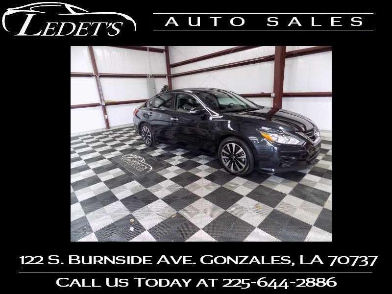 2018 Nissan Altima 2.5 SL - Ledet's Auto Sales Gonzales_state_zip in Gonzales Louisiana