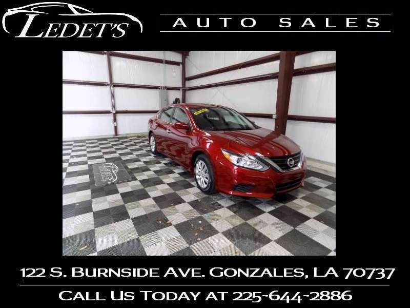 2018 Nissan Altima 2.5 S - Ledet's Auto Sales Gonzales_state_zip in Gonzales Louisiana